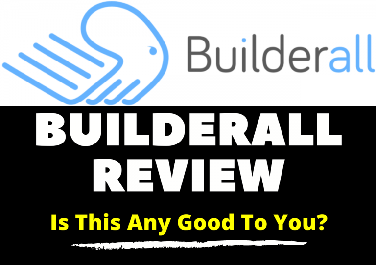 Builderall Review [2020] : Is Builderall Any Good?